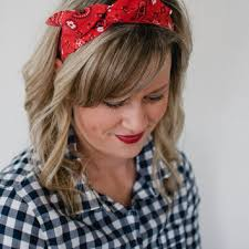 wire headband shop wire bandana headband on wanelo