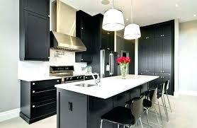 decoration cuisine noir et blanc cuisine noir et blanc cuisine en cuisine noir blanc et gris