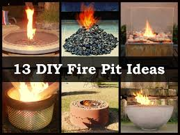 Diy Gas Fire Pit by 13 Diy Fire Pit Ideas 2 Jpg