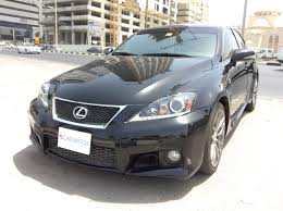 lexus is 250 dubai 2011 lexus is250 for sale aed 38 000 black 9495