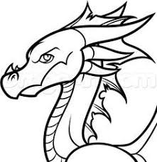 best 25 easy dragon drawings ideas only on pinterest simple