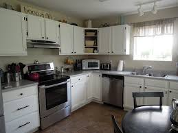 kitchen colors with off white cabinets green white wall paint on
