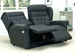 Four Seater Recliner Sofa 4 Seater Leather Recliner Sofa 4 Seater Black Leather Recliner
