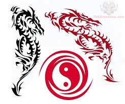 ying yang tattoo images u0026 designs