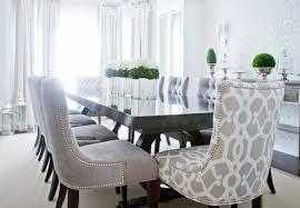 sedie imbottite per sala da pranzo sedie pranzo design interno cucina moderna
