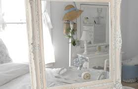 White And Gold Home Decor Mirror Shabby Chic Mirrors Wonderful Gold Shabby Chic Mirror