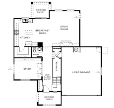 rivers edge floor plan claire model