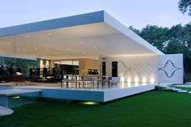 modern home style the glass pavilion by steve hermann hupehome