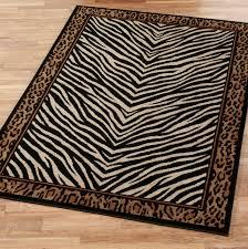 Leopard Area Rugs Walmart Leopard Print Area Rugs Home Design Ideas