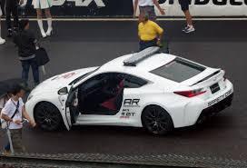 lexus rc f dimensions file lexus rc f usc10 super gt safety car at 2015 international