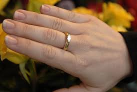 Wedding Ring On Right Hand by U0027s Best Friend A Symbol Of Independence To Many U2013 East Bay Times