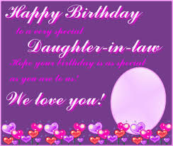 daughter in law b day wishes imikimi com