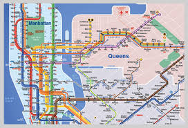 map of nyc the world s best designed metro maps glantz design