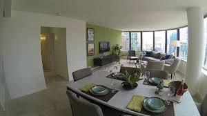 streeterville chicago apartments mcclurg court 1 bedroom model