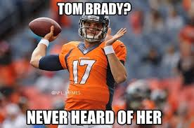 Tom Brady Funny Meme - nfl memes best insults to tom brady patriots after loss to broncos