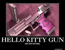 Shit Just Got Real Meme - hello kitty shit just got real by i like memes on deviantart