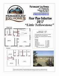Kitchen Collection Jobs by Little Yellowstone Paramount Log Homes