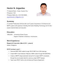 resume format 2013 sle philippines articles resume sle jollibee crew 28 images objective for resume