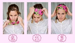 go girl headbands girlswearingheadbands