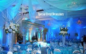 winter wonderland special event decorators