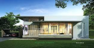 one storey house one storey modern house design top single modern home design