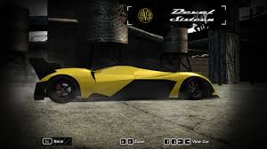 devel sixteen need for speed most wanted various devel sixteen prototype nfscars