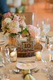 rustic center pieces tremendous rustic wedding table decorations best 25 centerpieces