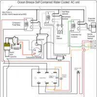 wiring diagram split ac unit yondo tech