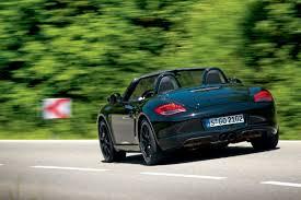 Porsche Boxster Black Edition - black is beautiful gute fahrt