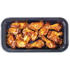 bbq chicken wings family pack wegmans