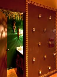 Orange Powder Room Bathe Moroccan Powder Room U2022 Linda Allen Designs Live Anywhere