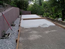 how to build a bocce court 210 blackburn pinterest bocce