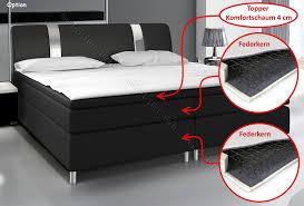 Schlafzimmer Komplett 140 Cm Bett Hochglanz Schlafzimmer Set Mit Boxspringbett Rivabox Möbel Für