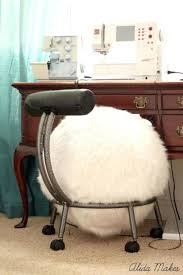 pink furry desk chair marvelous pink fluffy desk chair computer desk and desk chairs