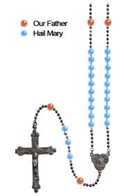 lesson i the rosary at chant the rosary
