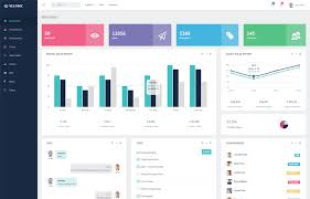 40 best bootstrap html5 dashboard and admin templates 2017