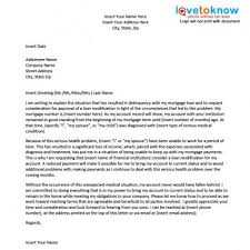 sample hardship letter for a loan modification lovetoknow
