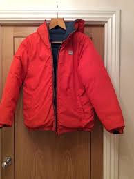 Bench Padded Jacket Boys Reversible Bench Padded Jacket In Sidmouth Devon Gumtree