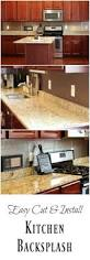 how to install a kitchen backsplash video best 25 easy backsplash ideas on pinterest kitchen backsplash