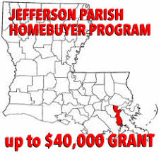 new home buyers grant jefferson parish time homebuyer grant home program
