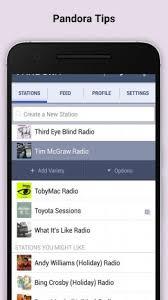 pandora ad free apk free pandora radio tips 1 0 apk for android aptoide