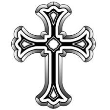 cool cross tattoos design polyvore