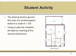 drawing a floor plan to scale scales building reduced in size to fit on drawing paper ppt video