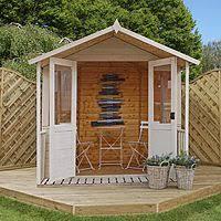 Summer Houses For Garden - summer houses waltons sheds