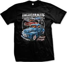 Classic Ford Truck Information - american made ford f 1 built tough classic pickup truck mens t