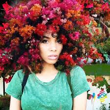 hairstyles for turning 30 afros turned into flowery galaxies to make black women proud of