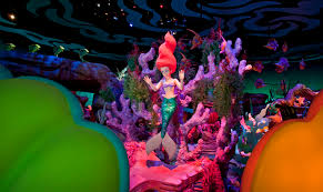 mermaid ariel u0027s undersea adventure fun facts