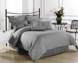 King Black Comforter Set Grey King Size Comforter Set