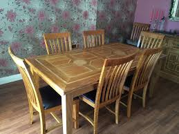 Marks And Spencer Dining Room Furniture Marks Spencer Wrought Iron Glass Table 4 Chairs And Oak