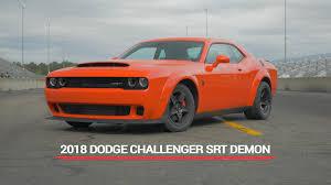 dodge challenger demon 2018 dodge challenger srt demon video review apex predator